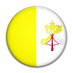 City, Flag, Holy, Of, See, Vatican Icon