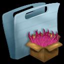 Folder, Stuff Icon