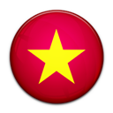 Flag, Of, Vietnam Icon