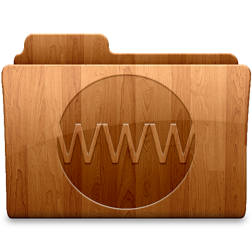 Glossy, Sites Icon