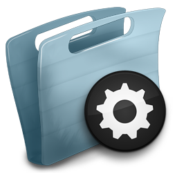 Folder, Widgets Icon