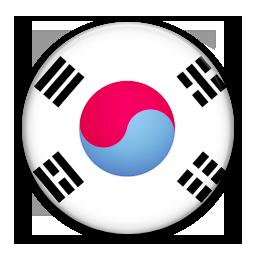 Flag, Korea, Of, South Icon