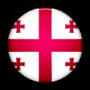 Flag, Georgia, Of Icon