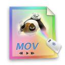 Files, Mov Icon