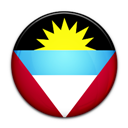 And, Antigua, Barbuda, Flag, Of Icon
