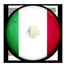 Flag, Mexico, Of Icon