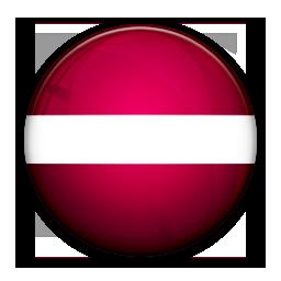 Flag, Latvia, Of Icon