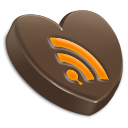 Heart, Rss Icon