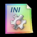 Files, Ini Icon