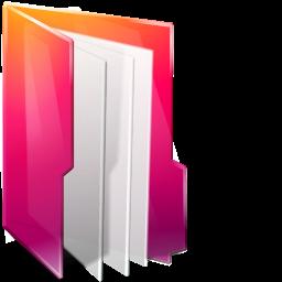 Aurora, Documents, Folders, Icontexto Icon