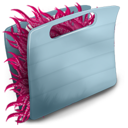 Folder, Tentacles Icon