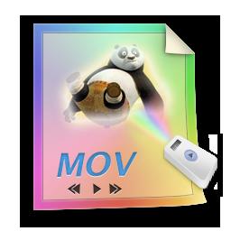 Files, Mov Icon
