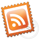Rss, Stamp Icon