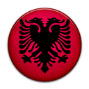 Albania, Flag, Of Icon