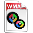 Audio, Wma Icon