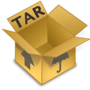 Archive, Tar Icon