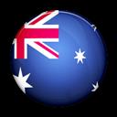 Australia, Flag, Of Icon