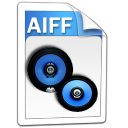 Aiff, Audio Icon
