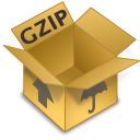 Archive, Gzip Icon