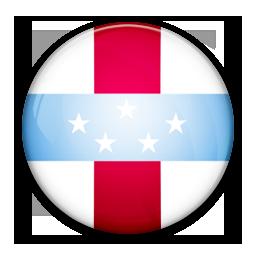 Anthilles, Flag, Netherlands, Of Icon