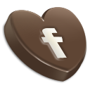 Facebook, Heart Icon