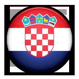 Croatia, Flag, Of Icon