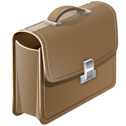 Brief, Case Icon
