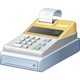 Cash Register Icon Download Free Icons