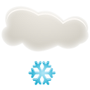 Light, Snow Icon
