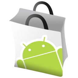 Android, Google, Market Icon
