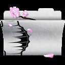 Favorite, Folder, White Icon