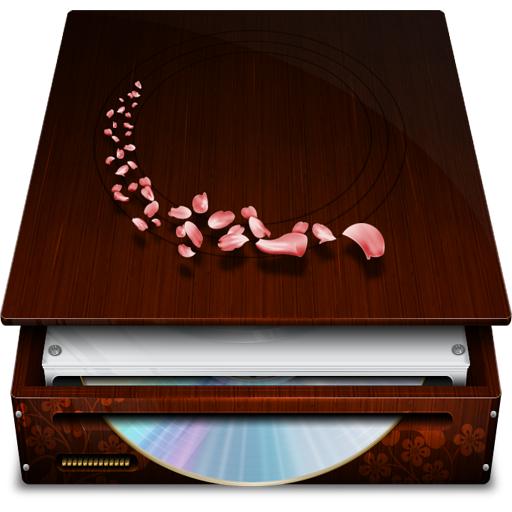 Dvd, External Icon
