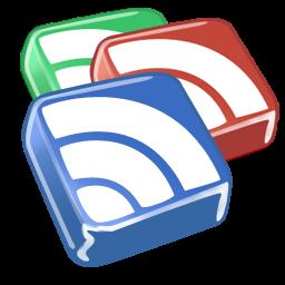Google, Reader Icon