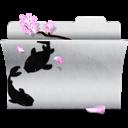 Download, Folder, White Icon