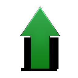 Arrow, Top Icon