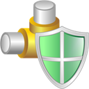 Network, Secured Icon