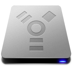 Drives, Firewire, Hd, Icon, Remake, Slick Icon