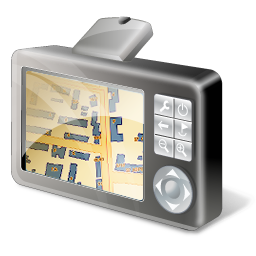 Gpsdevice, Map Icon