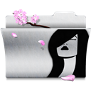 Folder, Picture, White Icon