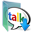 Download, Google, Talk Icon