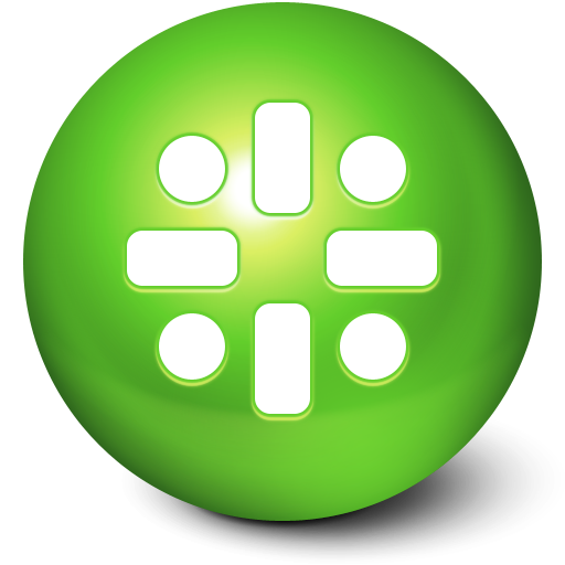 Ball, Reboot Icon