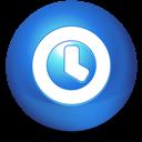 Ball, Time Icon