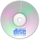 Audio, Disk Icon