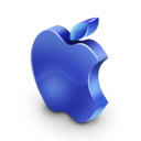 Darkblue, Mac Icon