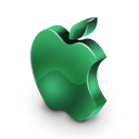 Green, Mac Icon