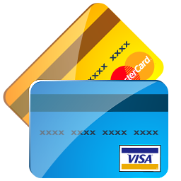 Cards, Credit Icon