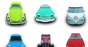 Archigraphs Cars Icons