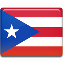 Flag, Puerto, Rico Icon