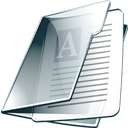 Files, Users Icon