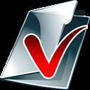 Checked, Files Icon